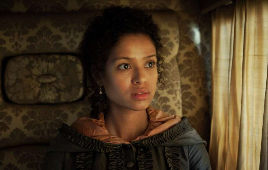 "This photo released by Fox Searchlight shows Gugu Mbatha-Raw, as Dido Elizabeth Belle, in a scene from the film, ""Belle."" The movie releases in US theaters on Friday, May 2, 2014. (AP Photo/Fox Searchlight, David Appleby) ORG XMIT: CAET341 Photo: David Appleby / Fox Searchlight"