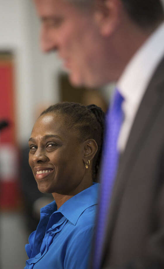 "Chirlane McCray, wife of New York City  Mayor Bill de Blasio, has received criticism for saying she didn't want to spend every day with her infant daughter, who is now 19. People were quick — and wrong — to apply the ""Bad Mom"" label. Photo: Ozier Muhammad / New York Times / NYTNS"
