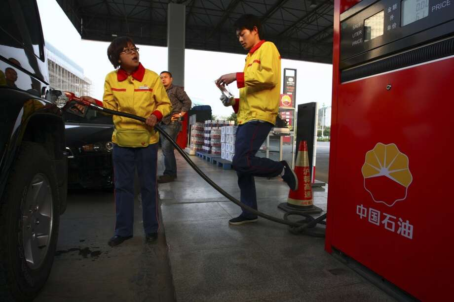 PetroChina2014 rank: No. 76 Change since 2013: down 11 places  2014 brand value: $  12.4 million Change since 2013: down 7 percent Photo: Anonymous, Associated Press