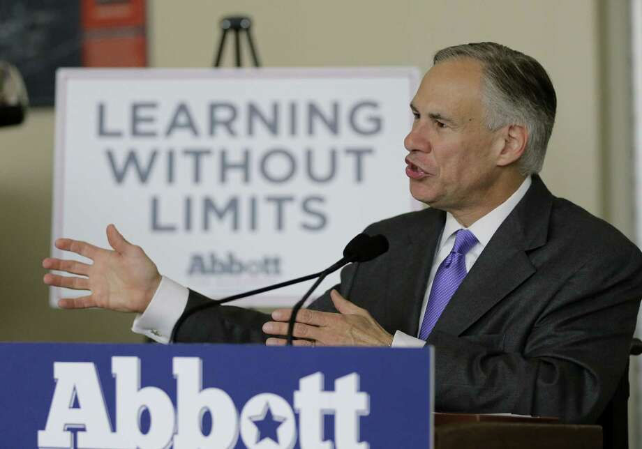 Greg Abbott's comments about the Rio Grande Valley were offensive, and his wife's heritage is not a campaign issue. Photo: Eric Gay / Associated Press / AP