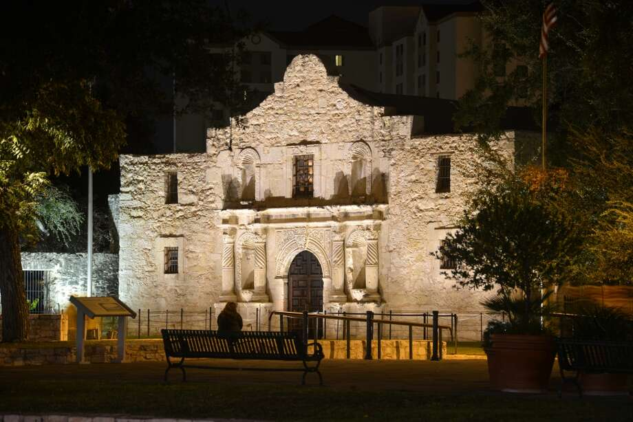 The Alamo is one of the institutions participating in the Blue Star Museums program, which will allow free admission to active duty military and their families. Photo: Robin Jerstad, For The Express-News
