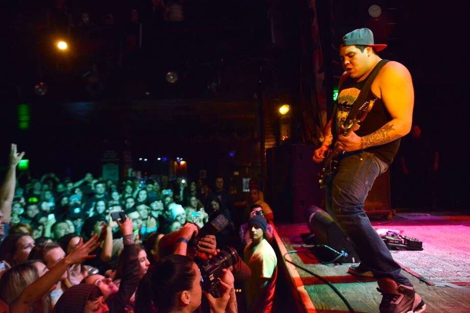 Sublime with Rome: Wait, really? The band, now fronted by Rome after the death of original singer Bradley Nowell in 1996, is in the $100-$150K range. Photo: Jerod Harris, FilmMagic