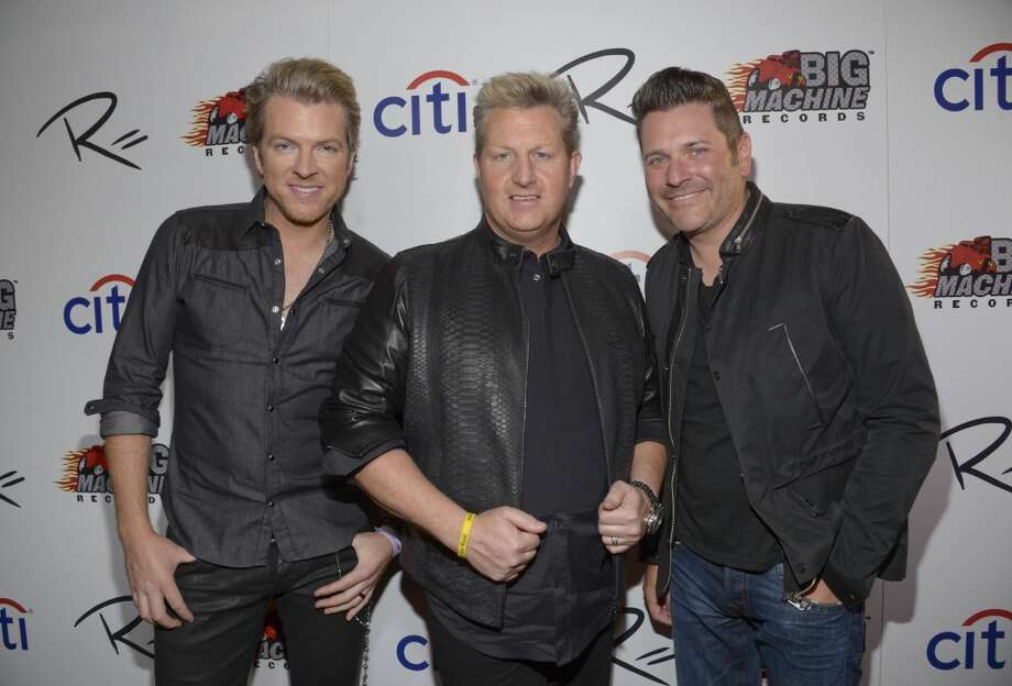 Rascal Flatts: These country fellows get $400-$600K. Photo: Jason Kempin, Getty Images For Citi