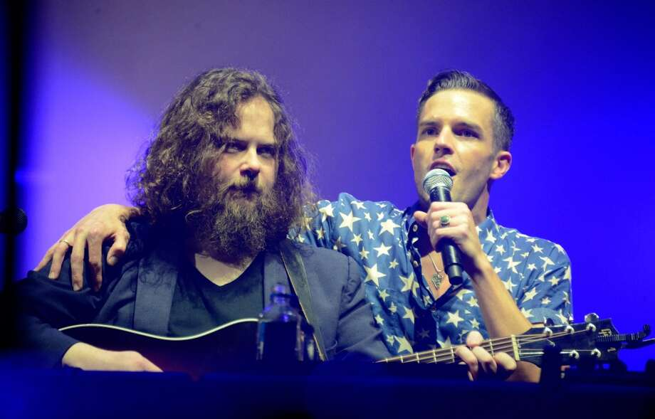 The Killers: This one surprises us. The Vegas band gets $500K+. Photo: Kevin Mazur, WireImage