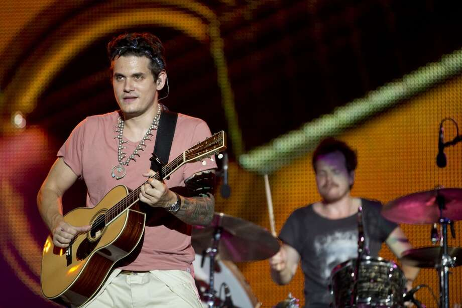 John Mayer: His guitar playing puts him in the $500K+ range. Photo: Felipe Dana, Associated Press