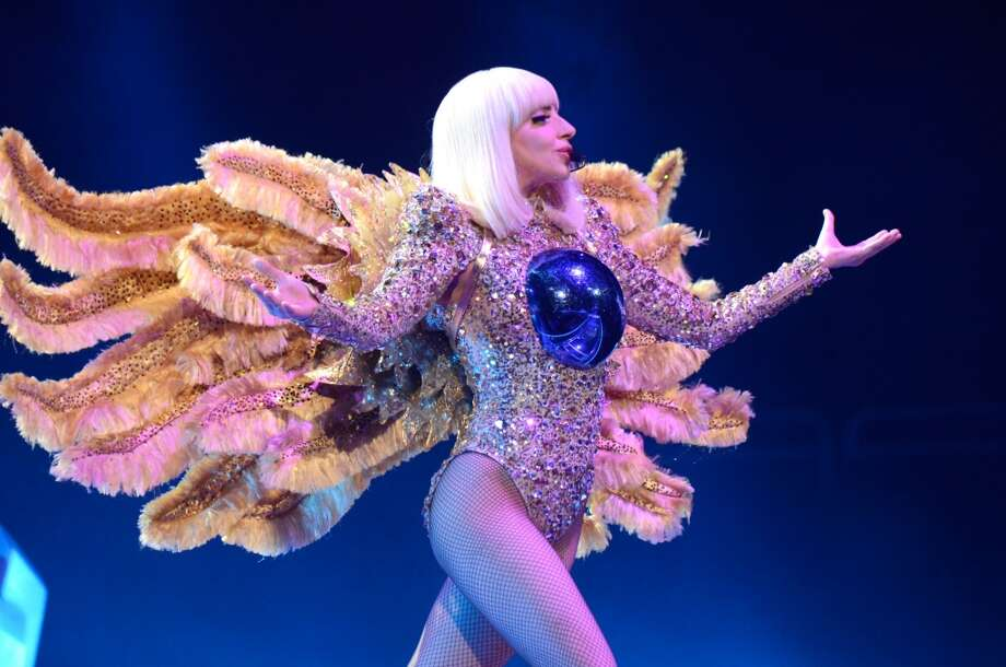 Lady Gaga: The arty performer brings in $750K+. Photo: Kevin Mazur, WireImage