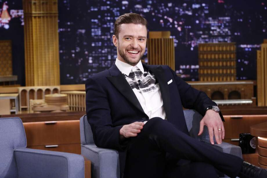 Justin Timberlake:  He brought sexy back. And for that, he earns $1 million+. Photo: NBC, NBC/NBCU Photo Bank