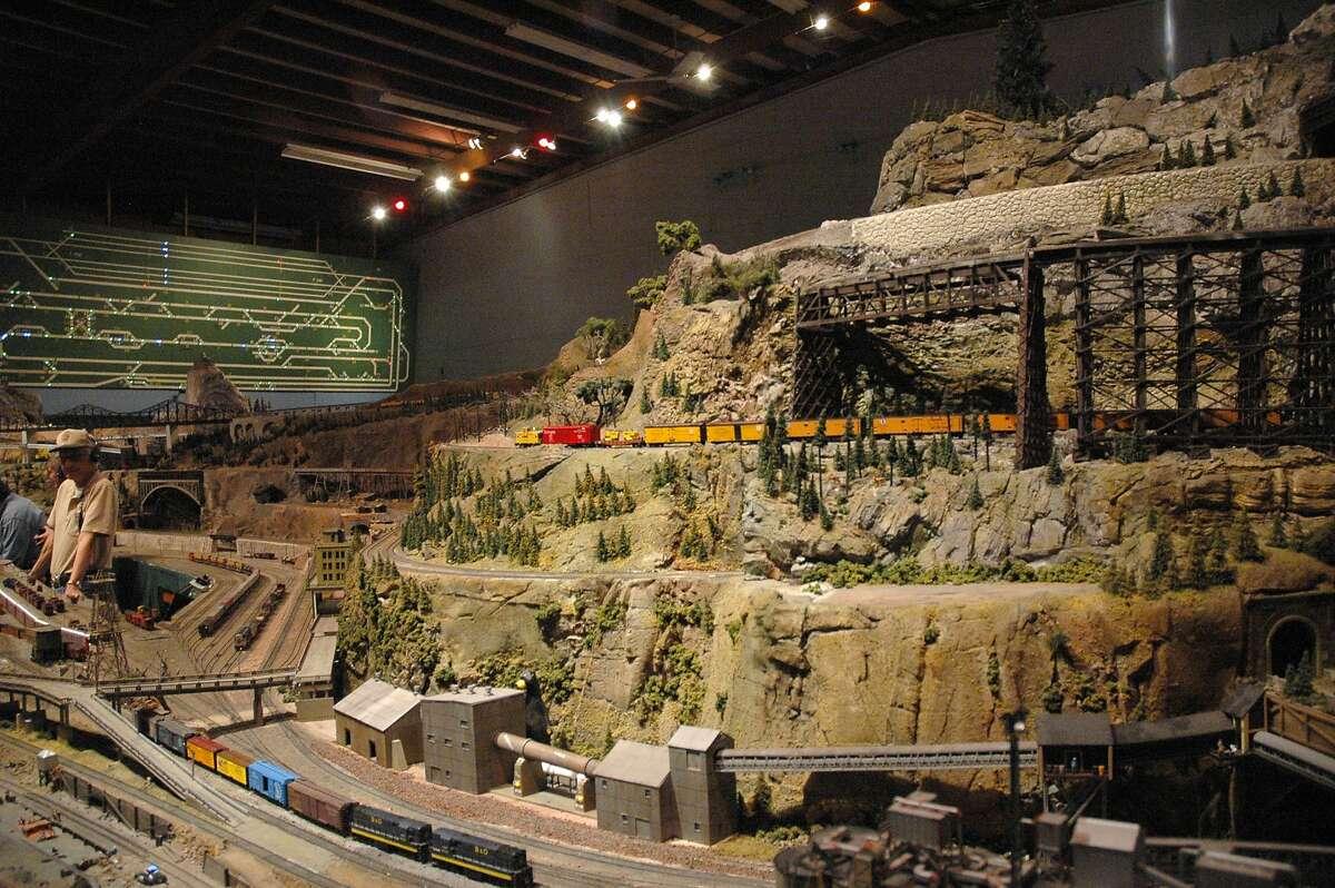 Get the inside track at Walnut Creek Model Railroad Society