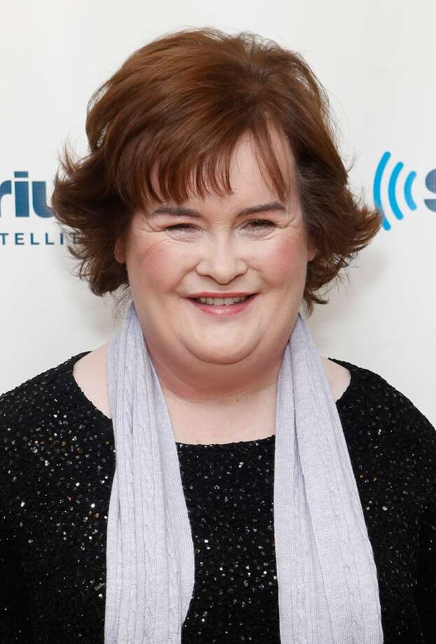 "Susan Boyle: The ""Britain's Got Talent"" contestant earns $150-$250K. Photo: Cindy Ord, Getty Images"