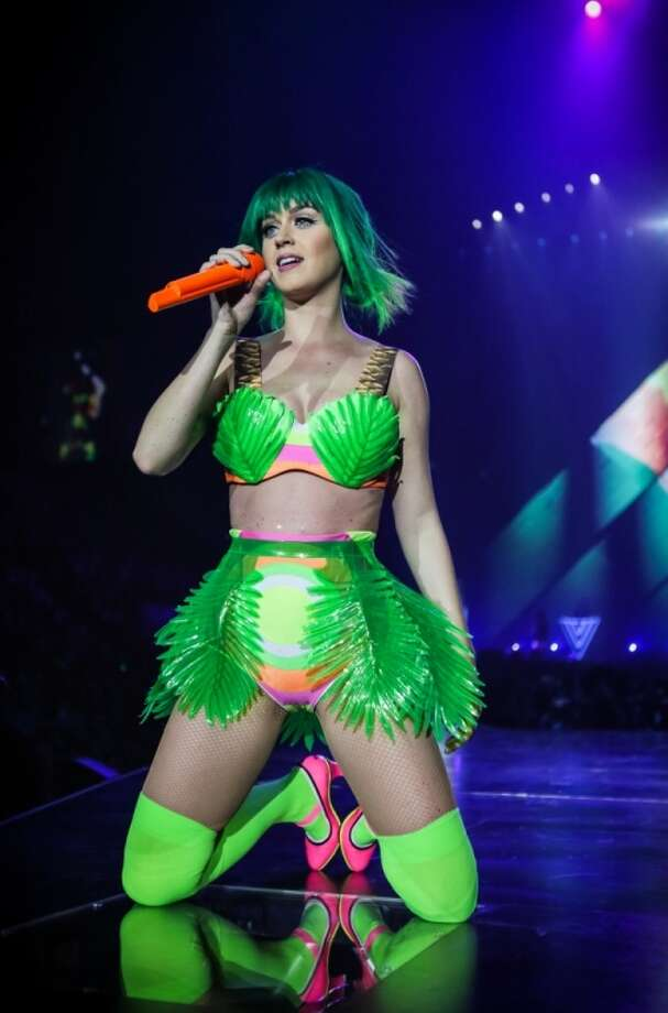 Katy Perry: The pop star gets over $500K. Photo: Christie Goodwin, Getty Images