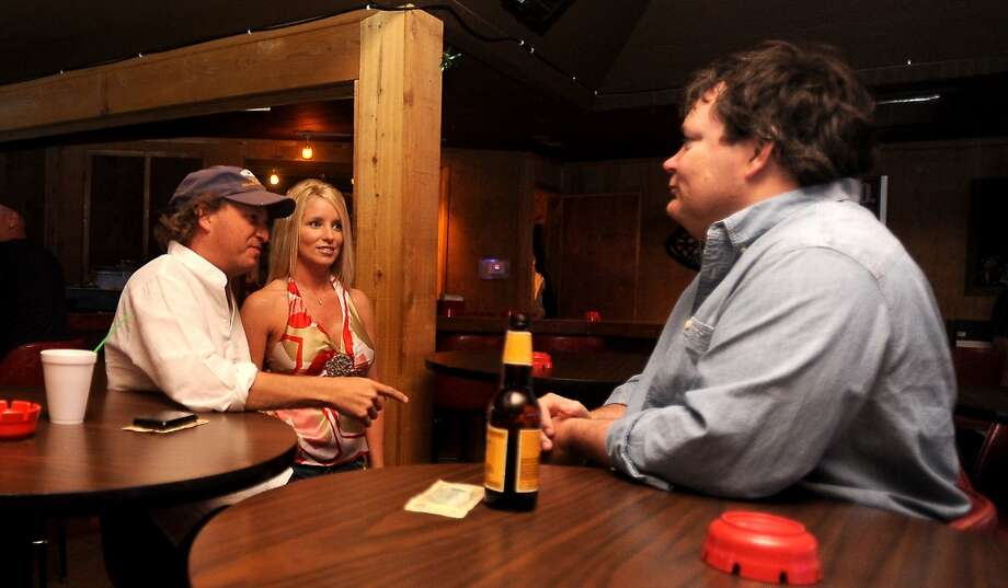 The Ship's Wheel is a popular night spot on the Bolivar Peninsula, Saturday, June 16, 2012.  Tammy McKinley/The Enterprise