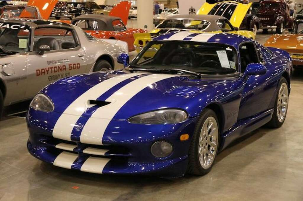 1996 Dodge Viper GTS Coupe Hammered Sold At $30,000 Plus Commission Of  8.00%; Final