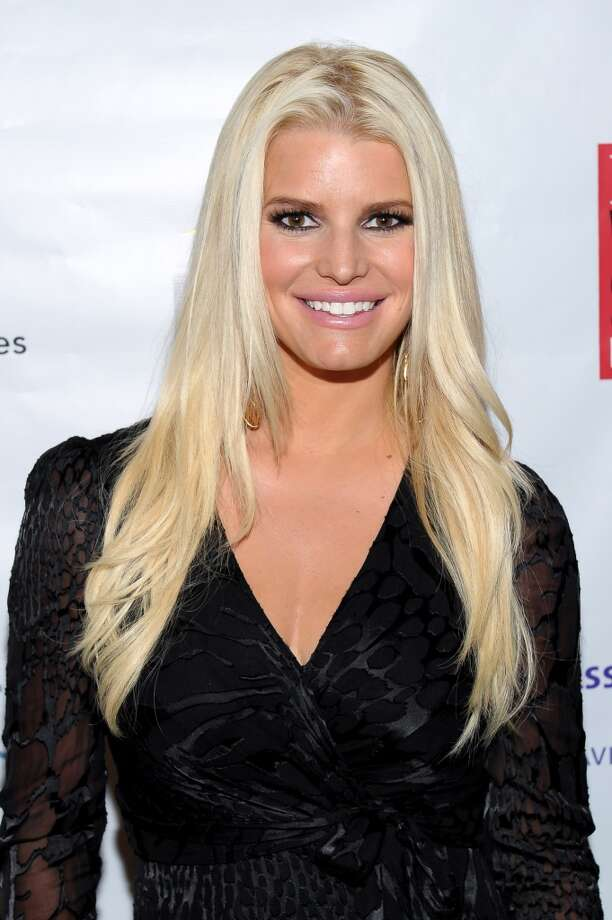 """Let's start with the """"low"""" end.   Jessica Simpson: We weren't really aware that Simpson was performing much these days, what with her wildly successful clothing and shoe line, but the list has her earning $150K+ when she does. Photo: Rommel Demano, Getty Images"""