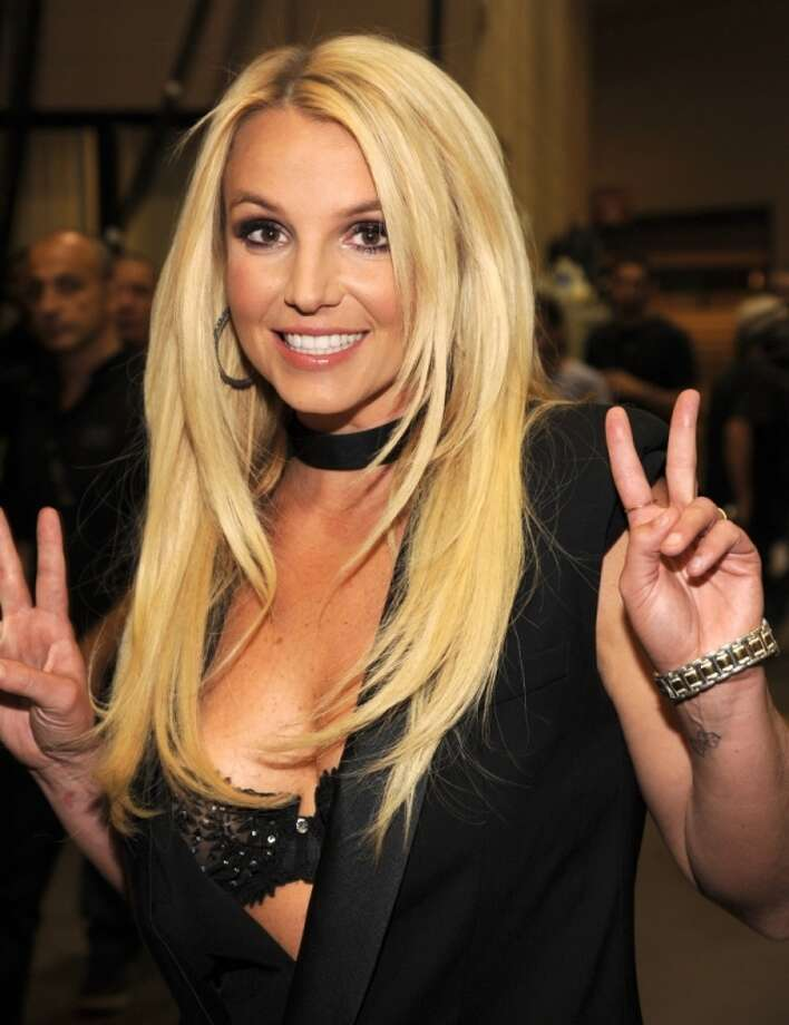 8. Britney Spears: Worth $200 millionShe's been in the public eye since she was just a girl, and at 32 years old, she's one of the youngest stars on the list. - worthly.com Photo: Kevin Mazur, Getty Images For Clear Channel