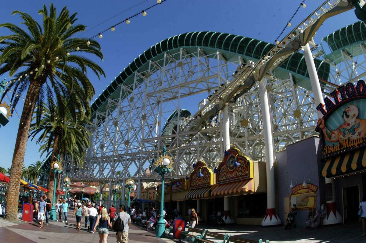 Can't make it to Florida this year? There's always Disneyland and its California Screamin'