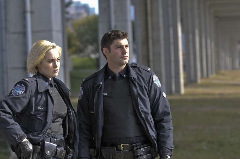 Rookie Blue - Thursday, July 17 on ABC Photo: Annabel Reyes, ABC