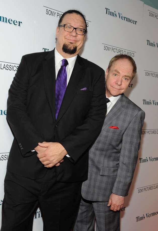 Penn and Teller: Fool Us - Wednesday, July 30 on CW Photo: Angela Weiss, Getty Images