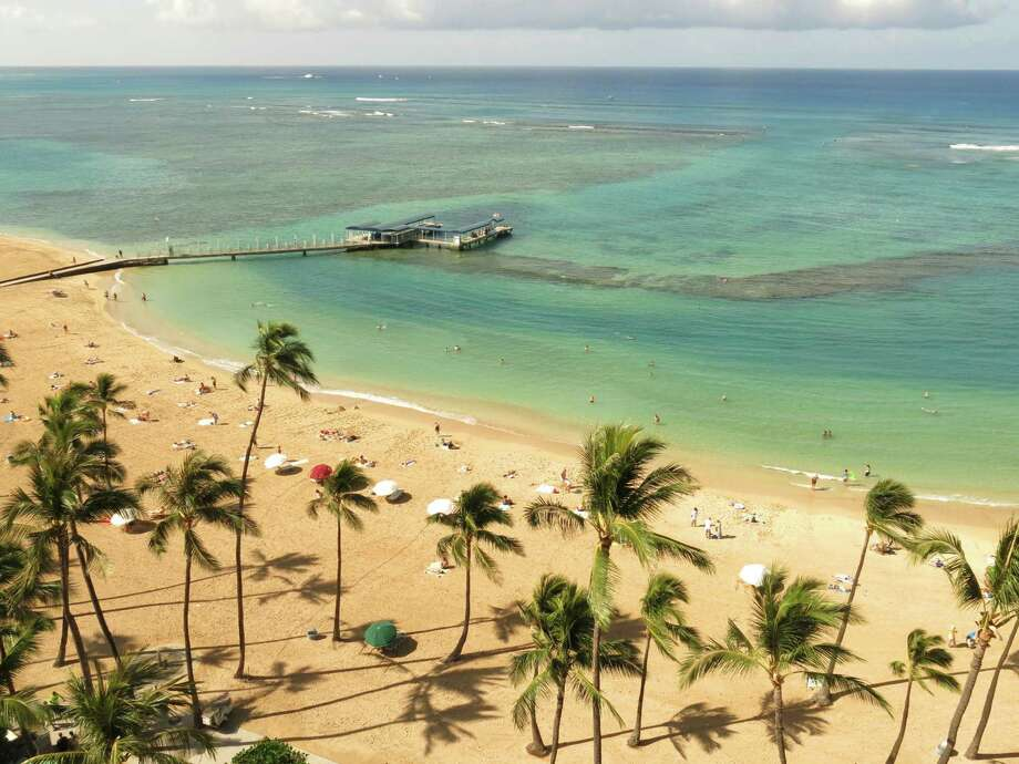 Duke Kahanamoku Beach in the Honolulu topped this year's annual ranking of the best public beaches in the United States as chosen by Stephen Leatherman, better known as Dr. Beach.Click through the photos to see the rest of the top ten. Photo: Sam Eifling, AP / AP