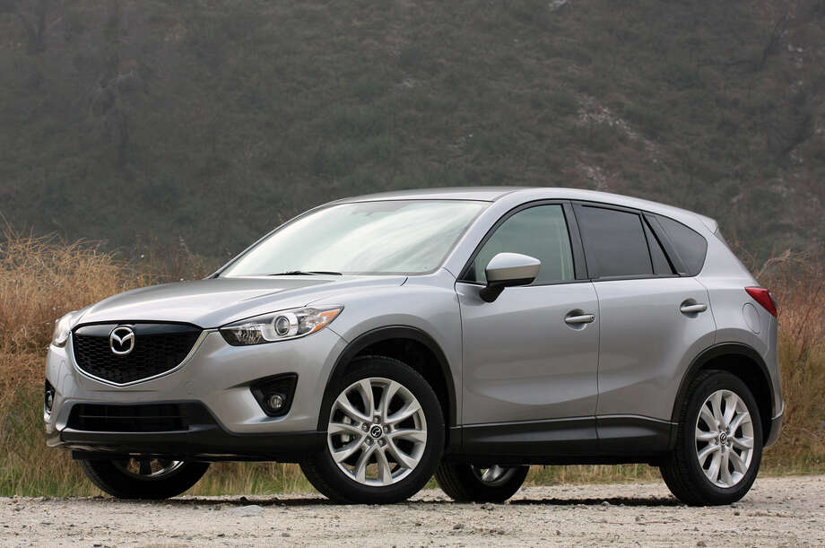 8. The 2014 Mazda CX-5MSRP: $21,545MPG: 26 city / 35 highway