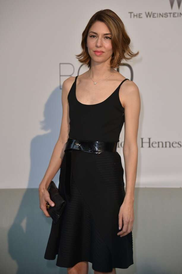 Actress and director Sofia Coppola poses as she arrives for the amfAR 21st Annual Cinema Against AIDS during the 67th Cannes Film Festival at Hotel du Cap-Eden-Roc in Cap d'Antibes, southern France, on May 22, 2014. Photo: ALBERTO PIZZOLI, AFP/Getty Images