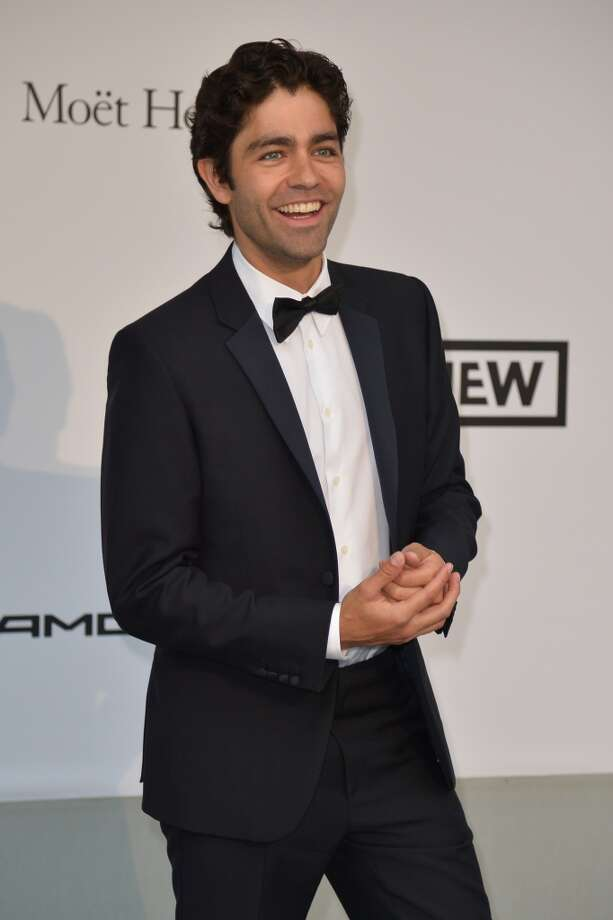 US actor Adrian Grenier poses as he arrives for the amfAR 21st Annual Cinema Against AIDS during the 67th Cannes Film Festival at Hotel du Cap-Eden-Roc in Cap d'Antibes, southern France, on May 22, 2014. Photo: ALBERTO PIZZOLI, AFP/Getty Images