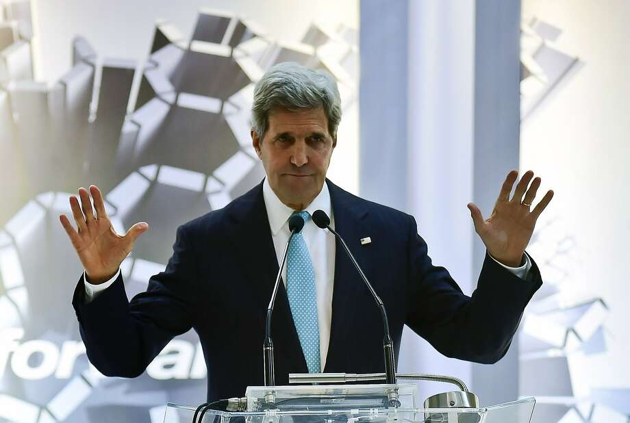 Secretary of State John Kerry was a U.S. senator from Massachusetts when the attack occurred in 2012. Photo: Ronaldo Schemidt, AFP/Getty Images