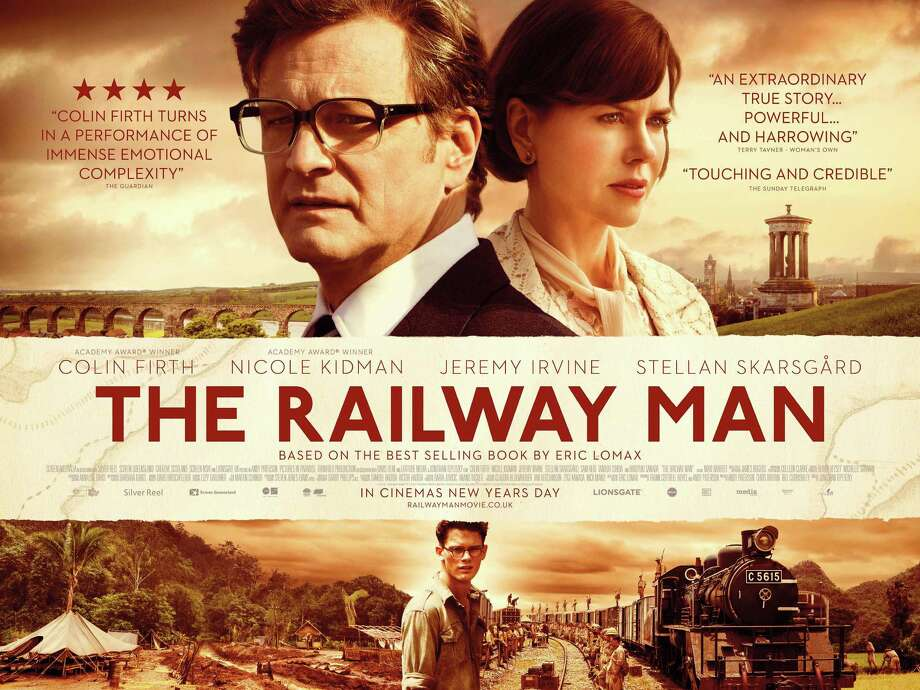"Our film critic, Susan Granger, reviews ""The Railway Man."" Photo: Contributed Photo, Contributed / New Canaan News Contributed"