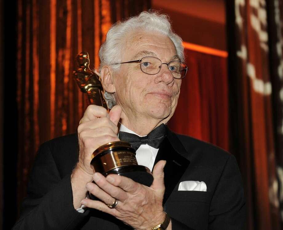 Cinematographer Gordon Willis received an honorary Oscar in 2009. Photo: Chris Pizzello, Associated Press