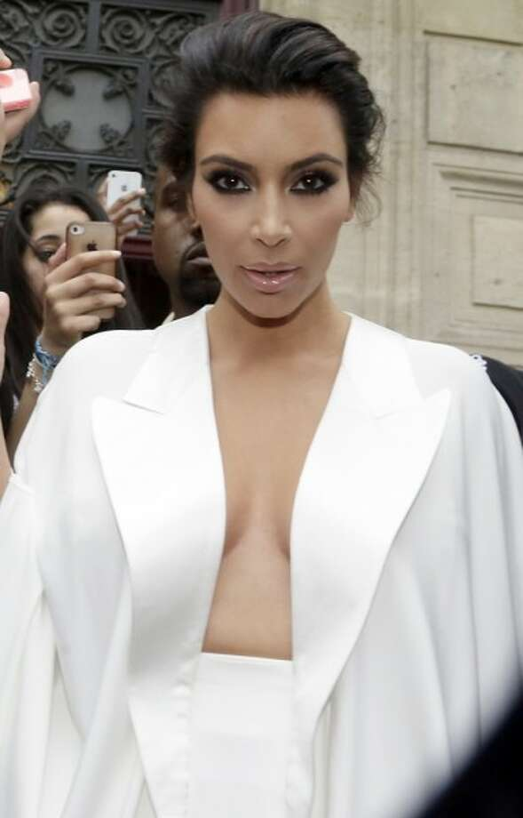 1. First and foremost (just because the frenzy is still upon us): We're sick of Kim Kardashian (a.k.a. Ms.