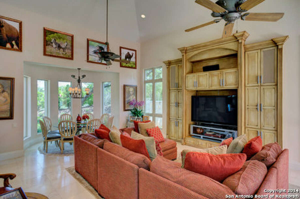 1.14 Duxbury Park:$9,800,000This house went on the market on Sept. 19, 2014, according to the San Antonio Board of Realtors. Beds: 6Baths: 11.5Year built: 2001