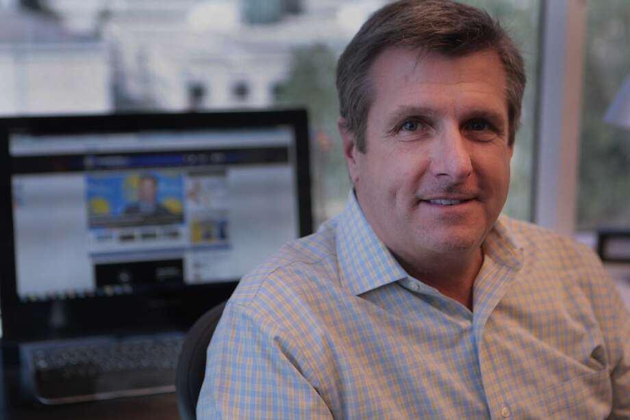 Rick Welts has built a crew responsible for many of the forward-looking changes. Photo: Kevin N. Hume, The Chronicle