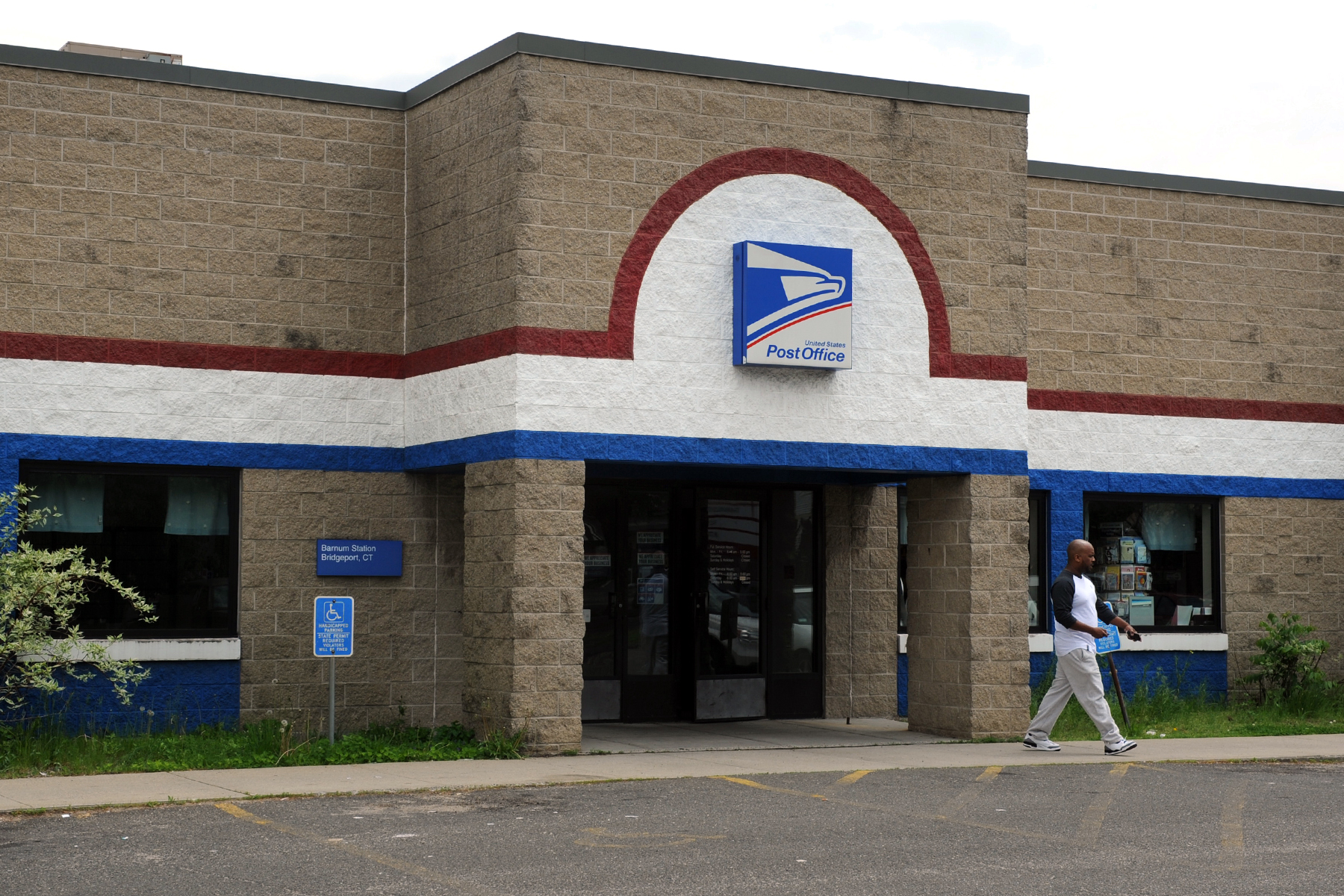 Barnum post office to move Connecticut Post