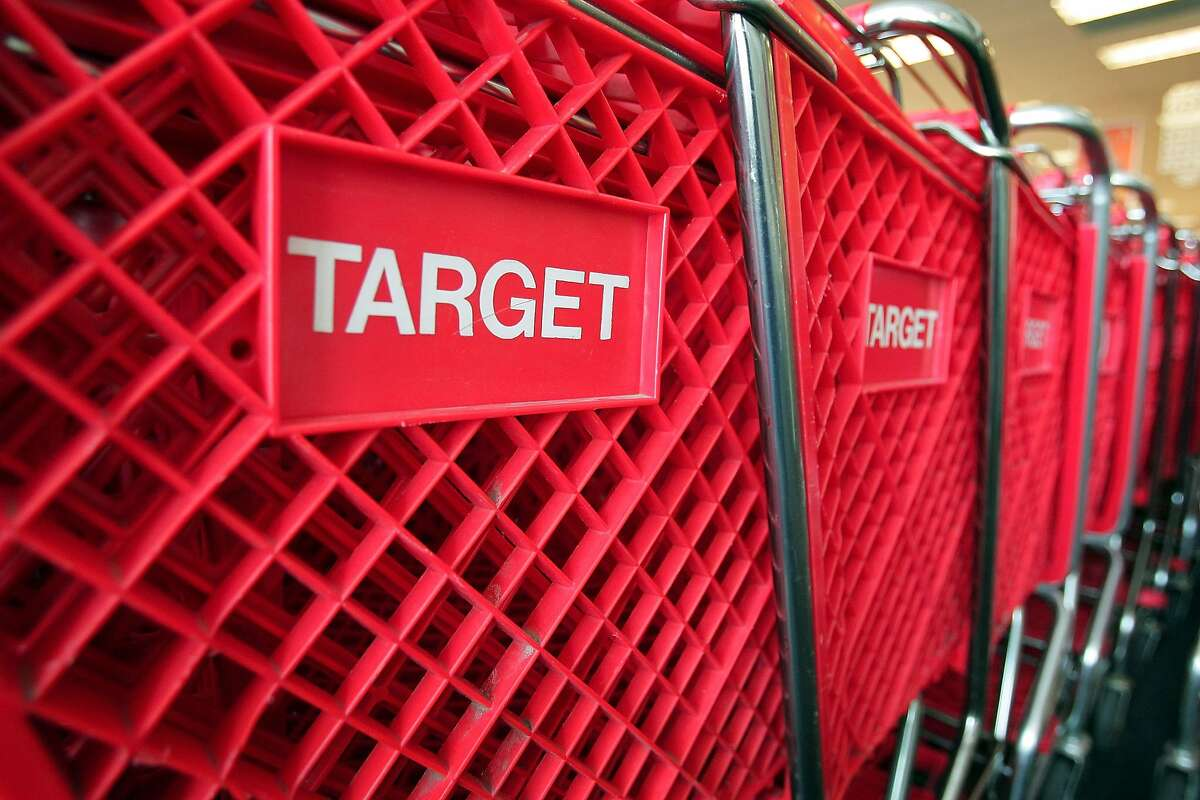 FILE - MAY 5, 2014: It was reported that Target replaced Chief Executive Officer Gregg Steinhafel in the wake of a massive data breach May 5, 2014. CHICAGO - MAY 23: Shopping carts sit inside a Target store on May 23, 2007 in Chicago, Illinois. Today, Target Corp. reported an 18 per cent increase in their first-quarter profit, beating analysts' expectations. (Photo by Scott Olson/Getty Images)