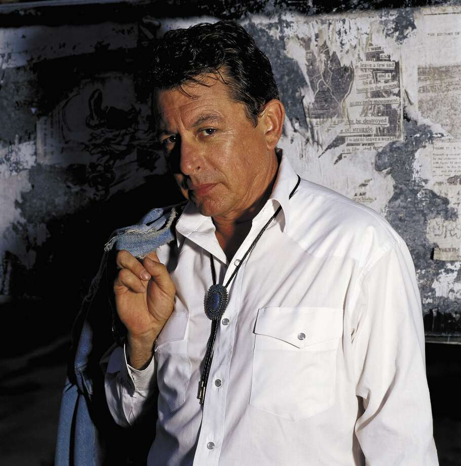 Country-rock legend Joe Ely had a custom-made guitar stolen from an equipment van in San Francisco in 1986. The guitar was eventually reunited with its owner after a Merced man, who bought the instrument in a pawn shop, recognized it as belonging to Ely and brought it to one of his shows at Slim's in 2013, as reported by SF Weekly. Photo: Matthew Fuller, Ho