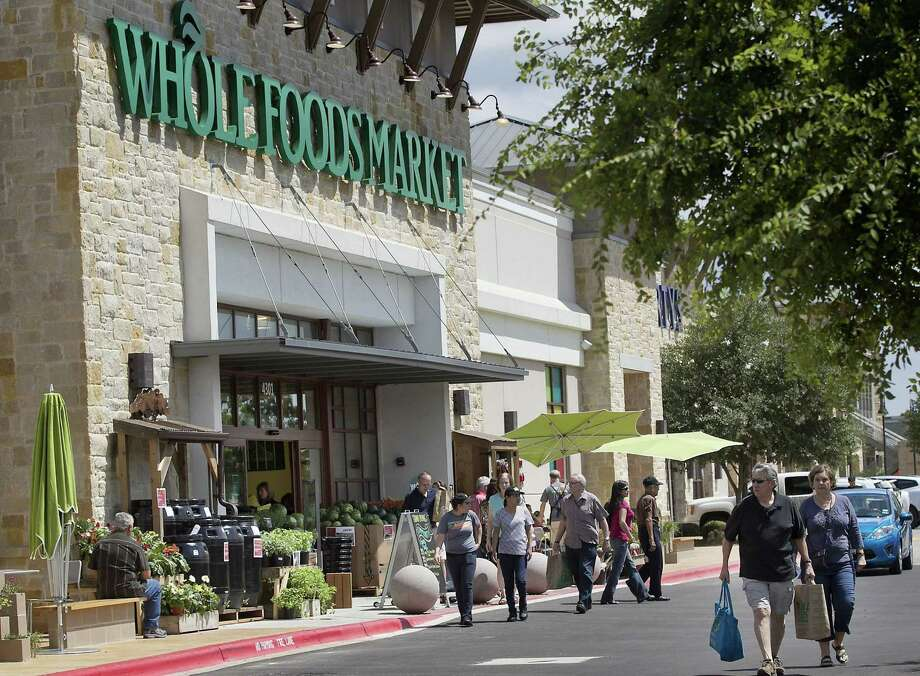 In an analysis of 148 name-brand items by Bloomberg Industries, prices at Whole Foods Market were about 13 percent higher than at Sprouts. Photo: McClatchy-Tribune News Service / Austin American-Statesman