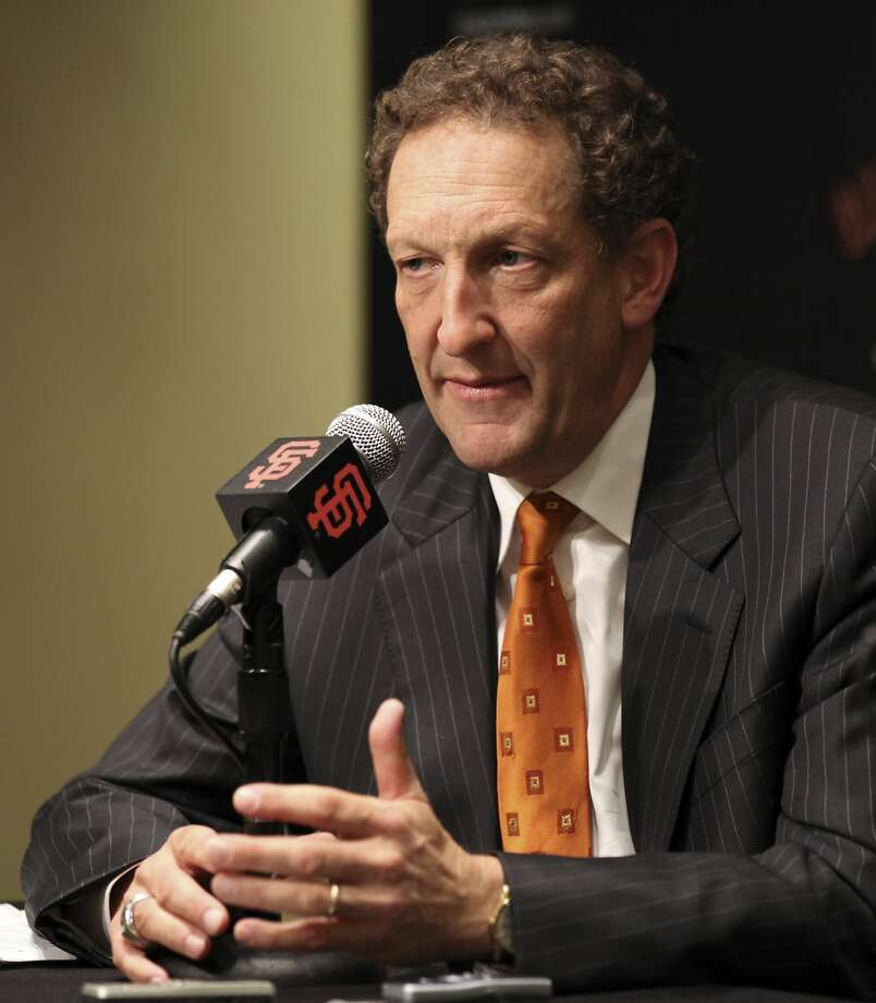 Larry Baer is being mentioned as one of many commissioner candidates. Photo: Ben Margot, AP