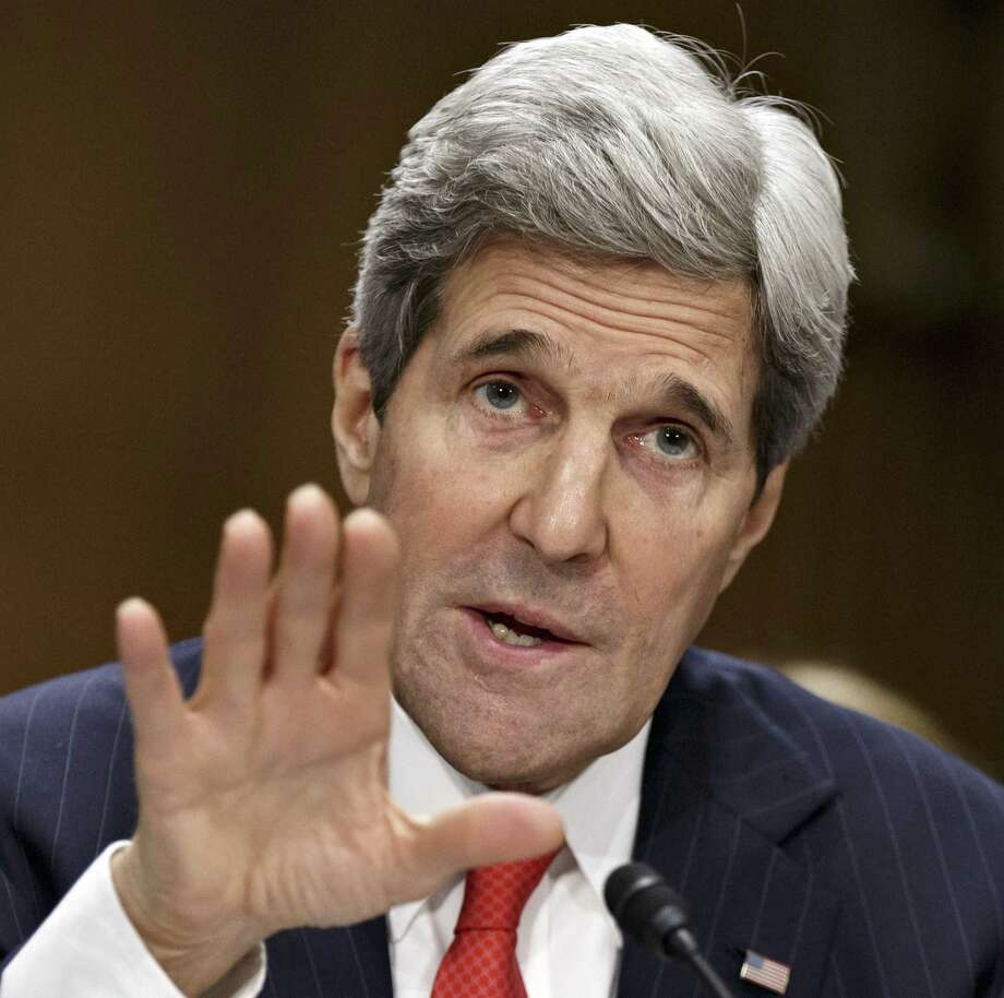 Secretary of State Kerry has agreed to testify about the White House's response to the attack in Benghazi, which killed four Americans, including Libya Ambassador Chris Stevens. Photo: J. Scott Applewhite / Associated Press / AP