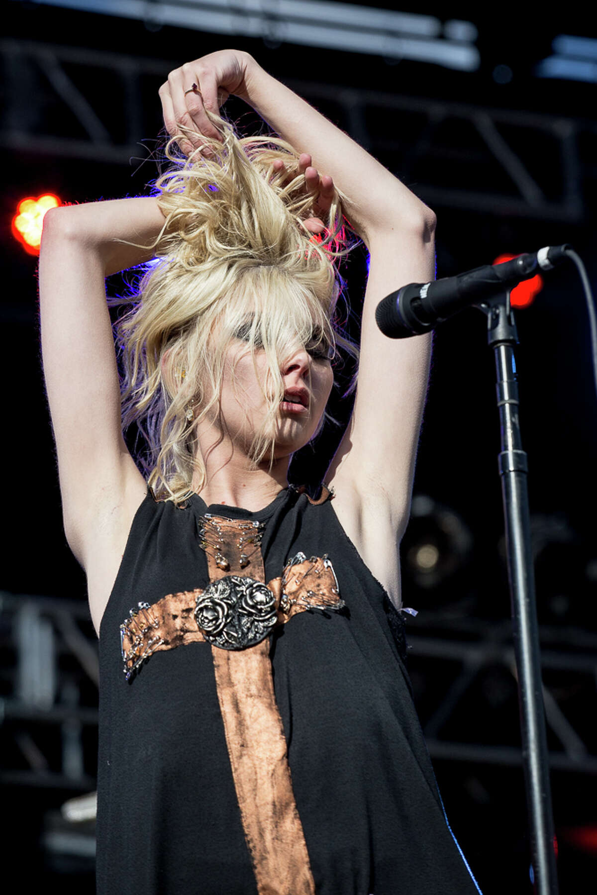 The Pretty Reckless will join Halestorm at the Palace Theatre in Albany on May 5. The show was originally scheduled at the Washington Avenue Armory.