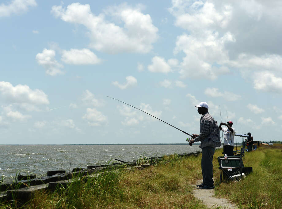 Annual Redfish TournamentBenefiting the Boys' Haven. Noon to 3 p.m. May 31 at Ancelet's Marina, 7659 Rainbow Lane, Port Arthur. For more information, go to www.saltwaterboysfishing.com. Photo: Jake Daniels / ©2014 The Beaumont Enterprise/Jake Daniels