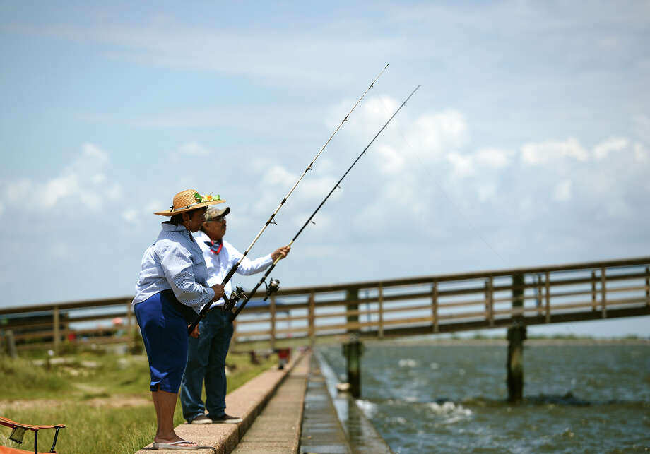 Do it in Orange Fishing Classic6 a.m.-3 p.m. June 14, and 6 a.m.-2 p.m. June 15 at the City Boat Ramp, 700 Simmons Drive, Orange.New this year, is the high school division. Fish for bass, speckled trout and redfish. Cash prizes awarded. For rules, fees and to register, go to www.doitinorange.com or call (409) 882-1217 or (409) 883-3536. Photo: Jake Daniels / ©2014 The Beaumont Enterprise/Jake Daniels