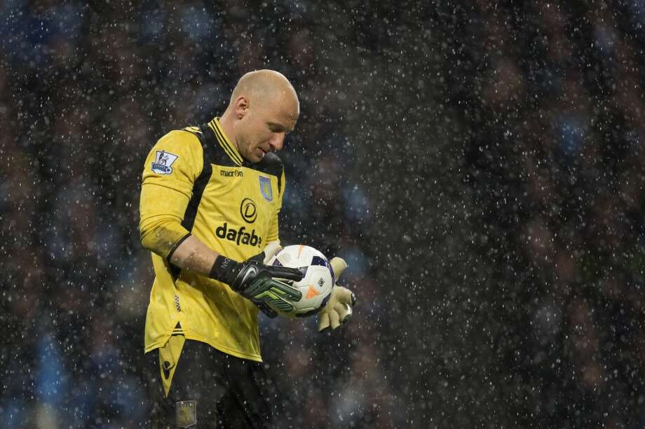 Brad Guzan | Goalkeeper | Birthplace: Evergreen Park, Ill. Age: 29 | Second World Cup appearance | Club team: Aston Villa (England) Guzan shouldn't see a lot of minutes in Brazil barring an injury to Tim Howard, but this figures to be a tuneup for 2018 in Russia, where Guzan should get his chance to shine for the U.S. He's made 73 appearances for Villa over the past two seasons and was named its player of the year for the 2012-13 campaign. Photo: Jon Super, Associated Press