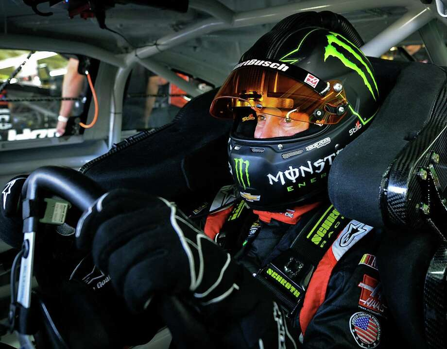 Kurt Busch on Sunday will become just the fourth driver ever to compete in the Indianapolis 500 and NASCAR's Coca-Cola 600 Sprint Cup race on the same day. Photo: Jeff Siner / McClatchy-Tribune News Service / Charlotte Observer