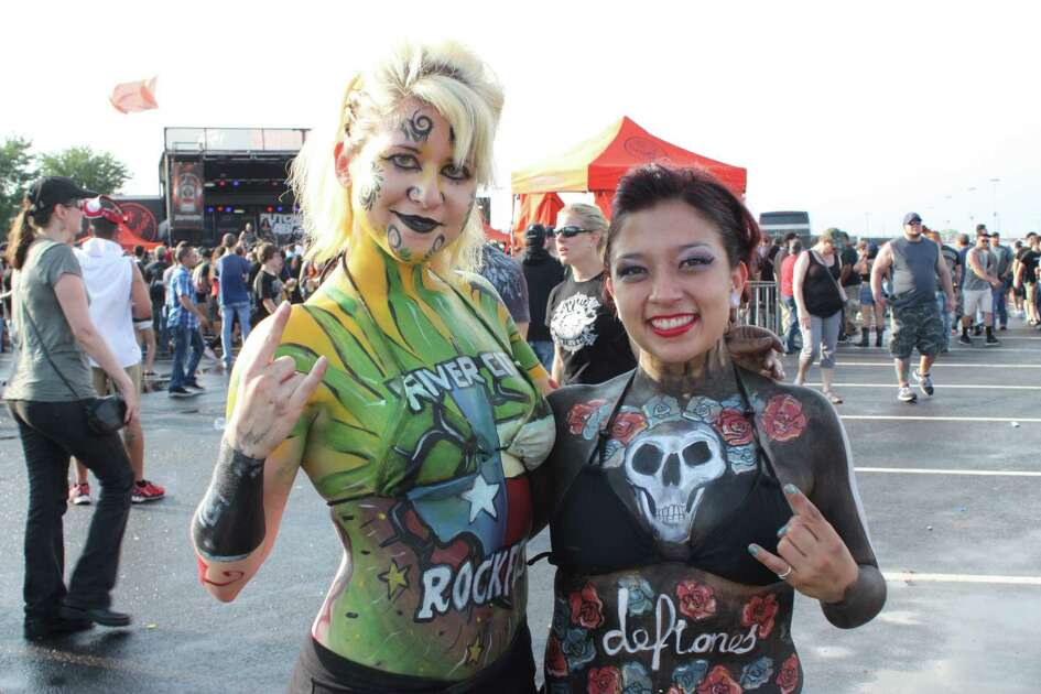 Deftones, Five Finger Death Punch, Kid Rock – oh yeah, we were there.  Check out the scenes  as thousands hit the AT&T Center for the River City Rockfest.