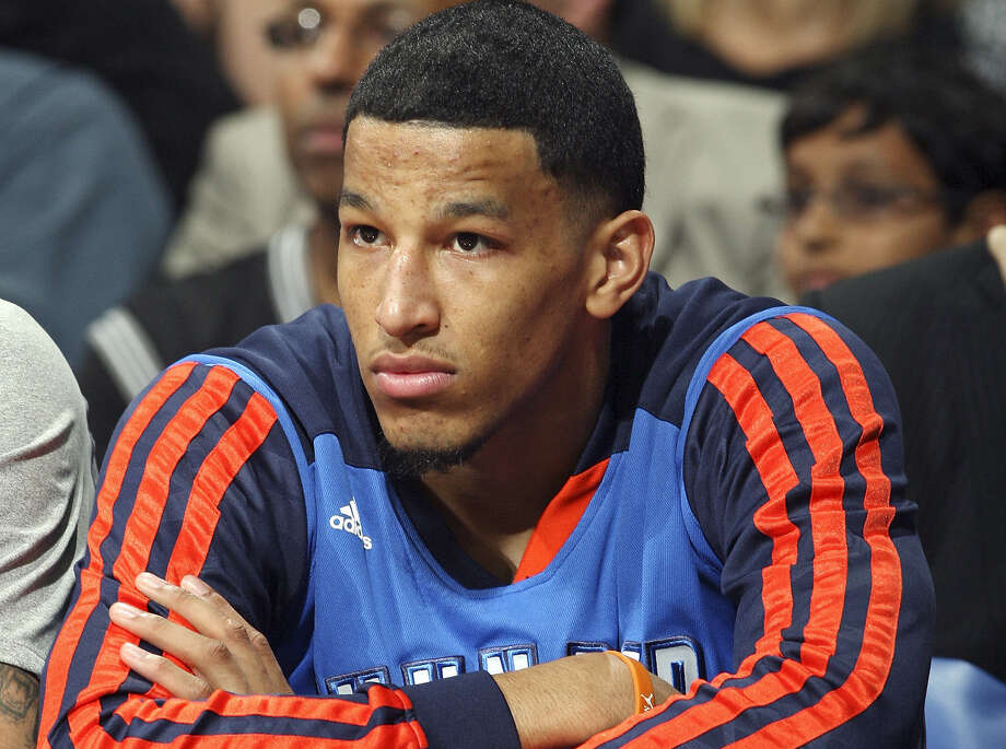 Oklahoma City's Andre Roberson grew up in San Antonio, and helped lead Wagner High School to two state tournament appearances. Photo: Edward A. Ornelas / San Antonio Express-News / © 2014 San Antonio Express-News