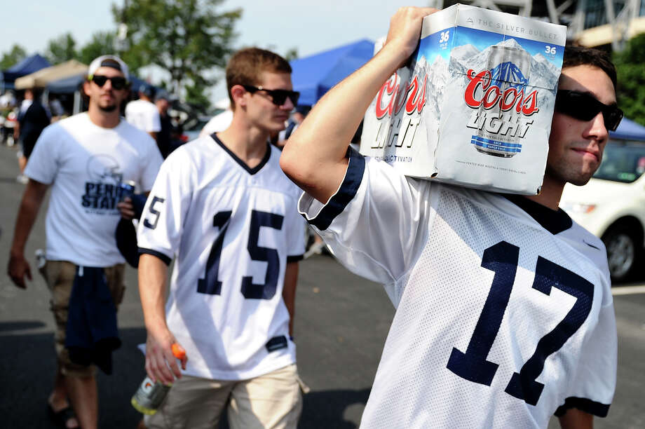 7. Penn State University Photo: Patrick Smith, Getty Images / 2012 Getty Images