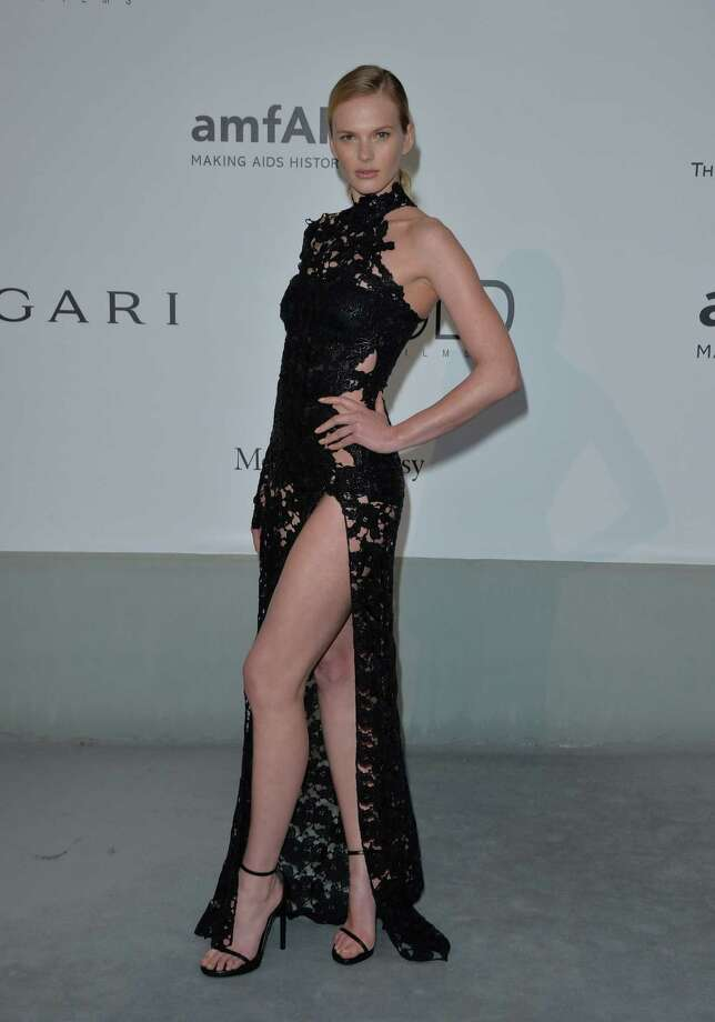 Anne Vyalitsyna attends amfAR's 21st Cinema Against AIDS Gala, Presented By WORLDVIEW, BOLD FILMS, And BVLGARI at the 67th Annual Cannes Film Festival on May 22, 2014 in Cap d'Antibes, France.  (Photo by George Pimentel/WireImage) Photo: George Pimentel, Getty Images  / 2014 George Pimentel