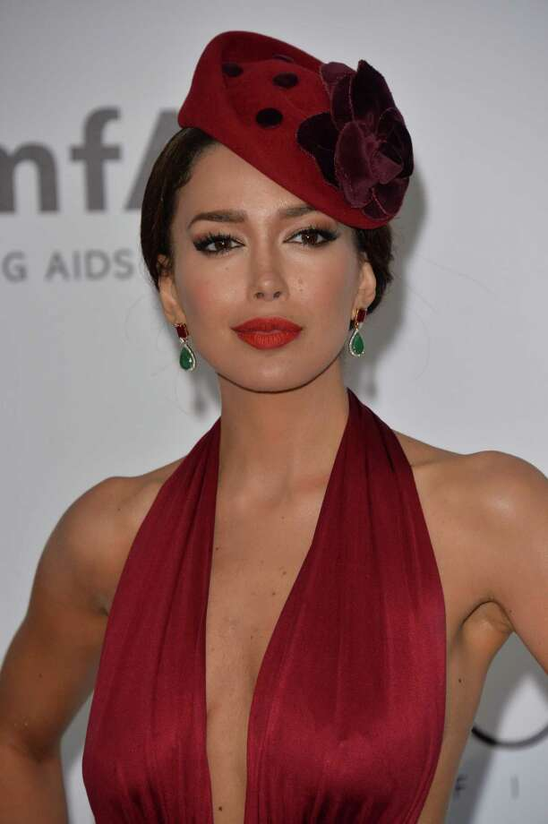 Sahar Biniaz attends amfAR's 21st Cinema Against AIDS Gala, Presented By WORLDVIEW, BOLD FILMS, And BVLGARI at the 67th Annual Cannes Film Festival on May 22, 2014 in Cap d'Antibes, France.  (Photo by George Pimentel/WireImage) Photo: George Pimentel, Getty Images  / 2014 George Pimentel