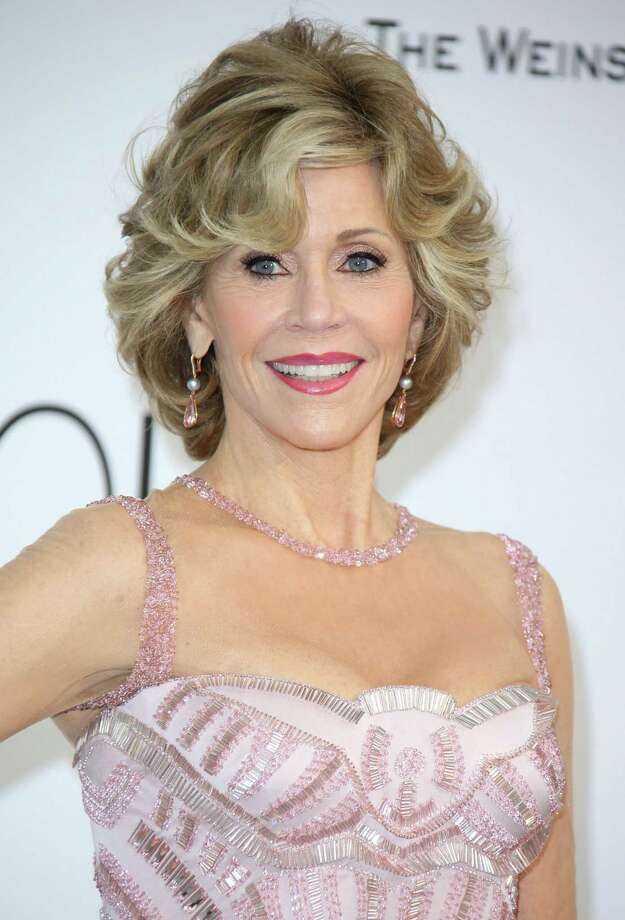 Jane Fonda attends amfAR's 21st Cinema Against AIDS Gala, Presented By WORLDVIEW, BOLD FILMS, And BVLGARI at the 67th Annual Cannes Film Festival on May 22, 2014 in Cap d'Antibes, France.  (Photo by Mike Marsland/WireImage) Photo: Mike Marsland, Getty Images  / 2014 Mike Marsland