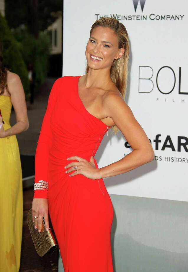 Bar Refaeli attends amfAR's 21st Cinema Against AIDS Gala, Presented By WORLDVIEW, BOLD FILMS, And BVLGARI at the 67th Annual Cannes Film Festival on May 22, 2014 in Cap d'Antibes, France.  (Photo by Mike Marsland/WireImage) Photo: Mike Marsland, Getty Images  / 2014 Mike Marsland