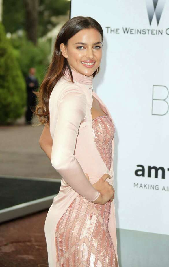 Irina Shayk attends amfAR's 21st Cinema Against AIDS Gala, Presented By WORLDVIEW, BOLD FILMS, And BVLGARI at the 67th Annual Cannes Film Festival on May 22, 2014 in Cap d'Antibes, France.  (Photo by Mike Marsland/WireImage) Photo: Mike Marsland, Getty Images  / 2014 Mike Marsland